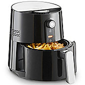 VonShef 3.5L Black Manual Air Health Fryer