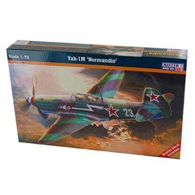 Mister Craft 1:72 Yak-1M Normandie