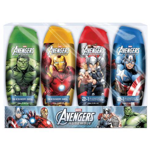 Marvel Avengers Travel Set