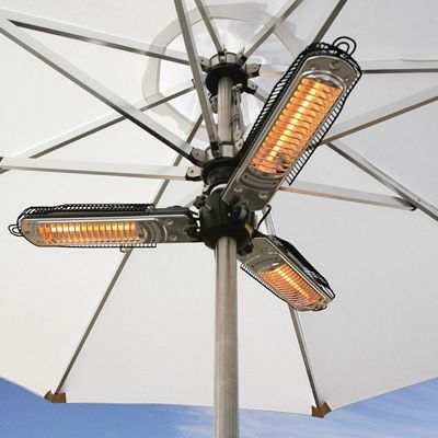 Nova - 2000w Electric Parasol Heater
