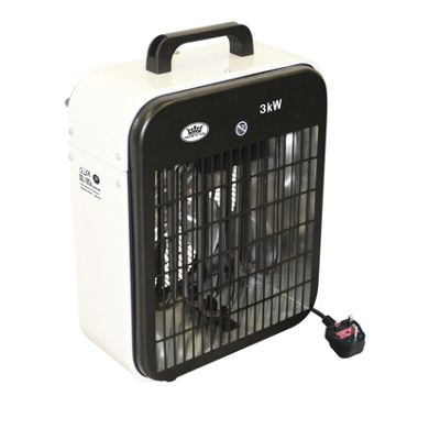 Prem-i-air 3kW Commercial Steel Fan Heater