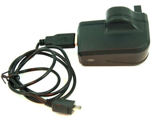 U-bop PowerSURE Rapid MAINS Charger & USB Charging Cable (Micro USB) Acer (e.g. beTouch E120 beTouch E130 Stream Amazon Kindle Kindle DX etc.)