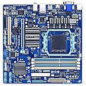 Gigabyte Ultra Durable 4 Classic GA-78LMT-USB3 Desktop Motherboard - AMD 760G Chipset - Socket AM3+
