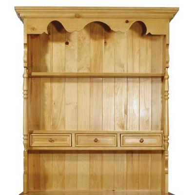 Alterton Furniture Yorkshire Hardwood Dresser Rack - Unfinished