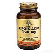 Solgar Alpha Lipoic Acid 120mg Vegicaps 60