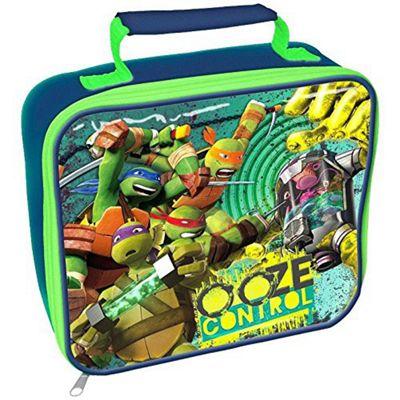 Teenage Mutant Ninja Turtles 'Ooze Control' Premium Lunch Bag