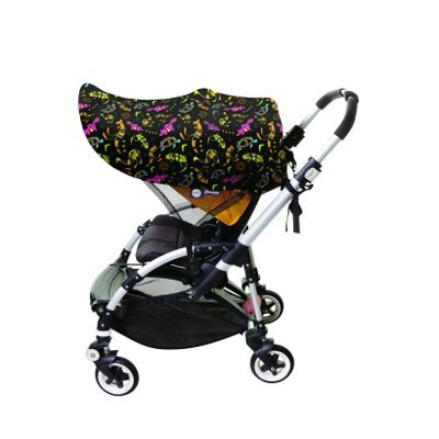 Dreambaby Stroller Buddy Extenda-Shade with Animal Print (Large)