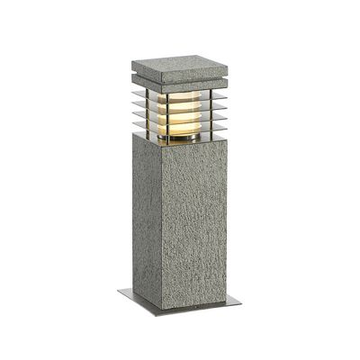 Arrock Granite Floor Lamp Granite Salt & Pepper Max. 15W
