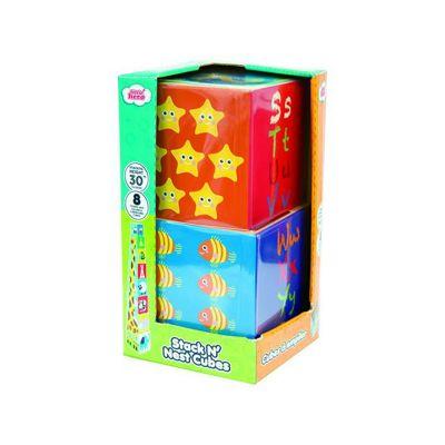 Little Hero Stack 'n Nest Cubes