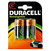 Duracell Rechargeable C Size Battery