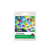 Tesco E1803 Printer Ink Cartridge Magenta