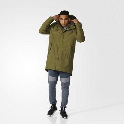 Green trench coat tesco