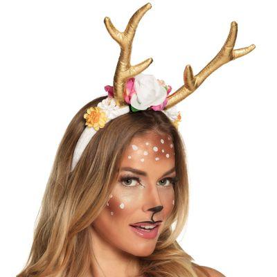 Pretty Reindeer Headband