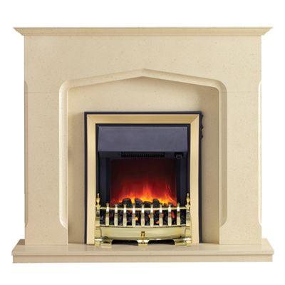 Bramwell Eco 2kW Electric Fireplace