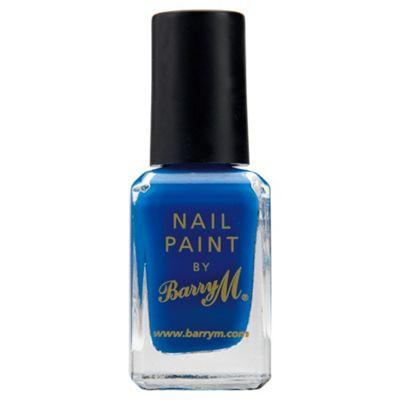 Barry M Nail Paint 291 - Cobalt Blue