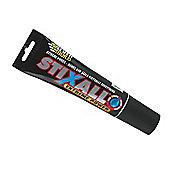 Everbuild Stixall Extreme Power Easi Squeeze 80ml Black EVBSTIXESQBK