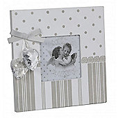 Grey And White Vintage Home Photo Frame 3 X 3