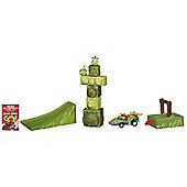 Angry Birds Jenga Tower Knockdown - Action Figures