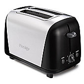 Prestige 53568 Create Stainless Steel 2 Slice Toaster - Black