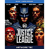 Justice League BD