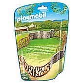 Playmobil 6656 City Life Zoo Outdoor Animal Enclosure
