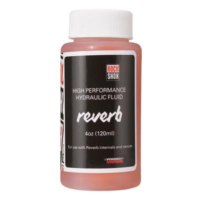 RockShox Reverb Hydraulic Fluid, 120ml Bottle new