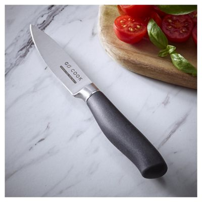 Go Cook Soft Grip Paring Knife