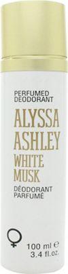 Alyssa Ashley White Musk Deodorant Spray 100ml