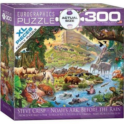 Noahs Ark Before the Rain - 300XXLpc Puzzle