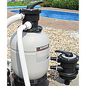 "Hayward Speck Sand Filter Pump Pack- 16"" Filter / Speck 0.6hp Pump"