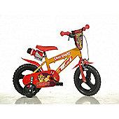 The Lion Guard 12inch Balance Bike Red - DINO Bikes