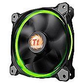 Thermaltake Riing 14cm 140mm Led RGB Fan 256 Colour Single Fan 140mm with Fan Switch