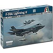 Italeri F-35A Lightning 11 1331 1:72 Aircraft Model Kit