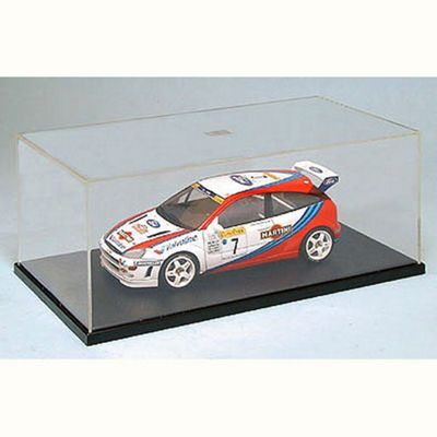 Display Case C (240x130x110mm) 1:20/1:24 Cars - Display Cases - Tamiya