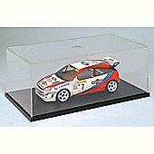 Display Case C (240x130x110mm) 1:20/1:24 Cars - Display Cases - Tamiya