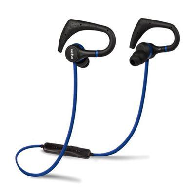 Veho ZB-1 Wireless Bluetooth In-Ear Sports Headphones Blue/Black