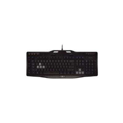 Logitech G105 Gaming Keyboard (Black) - UK English