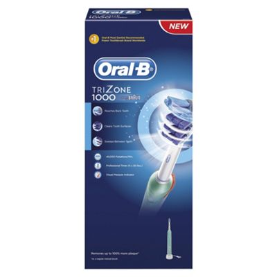 Oral B Trizone 1000 Toothbrush