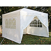 Airwave Pop Up Gazebo Fully Waterproof 3x3m in Cream
