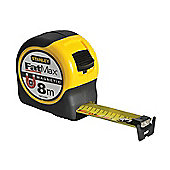Stanley FMHT0-33868 8m FatMax Magnetic Tape with Blade Armor
