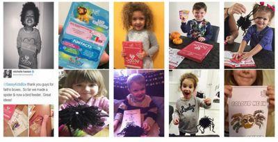 Sassy Kids Personalised Unisex Box