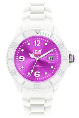 Ice-Watch Unisex Sili White Watch SI.WV.U.S