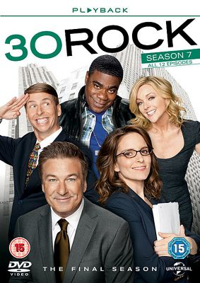 30 Rock: Series 7  (DVD Boxset)