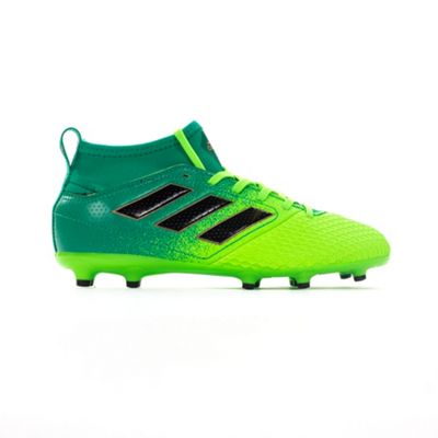 save off 15303 74a30 Buy adidas Ace 17.3 Primemesh FG Kids Football Boot Green ...