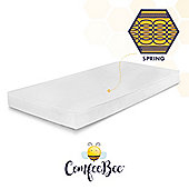 Comfeebee Basic Spring Cot Bed Mattress 140 x 70