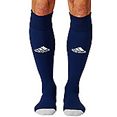 adidas Milano 16 Football Soccer Rugby Sport Socks - Navy blue