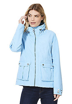 Regatta Nardia II Waterproof Jacket - Light blue