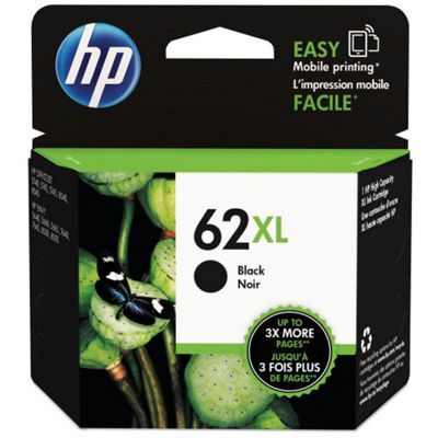 HP Printer ink cartridge for ENVY 5640 e-AiO 7640 Officejet 5740 e-AiO - Black