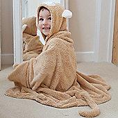 Cuddledry Snuggle Fun Towel Limited Edition - Monkey