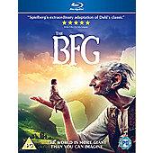 BFG Blu-ray